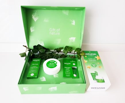 Weleda Gift of Nature cadeaubox