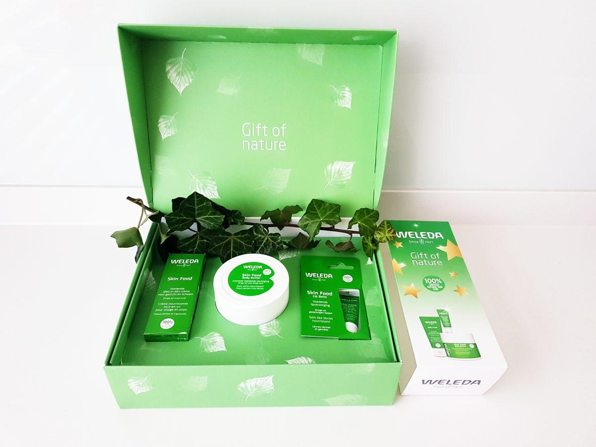 Weleda Gift of Nature cadeaubox