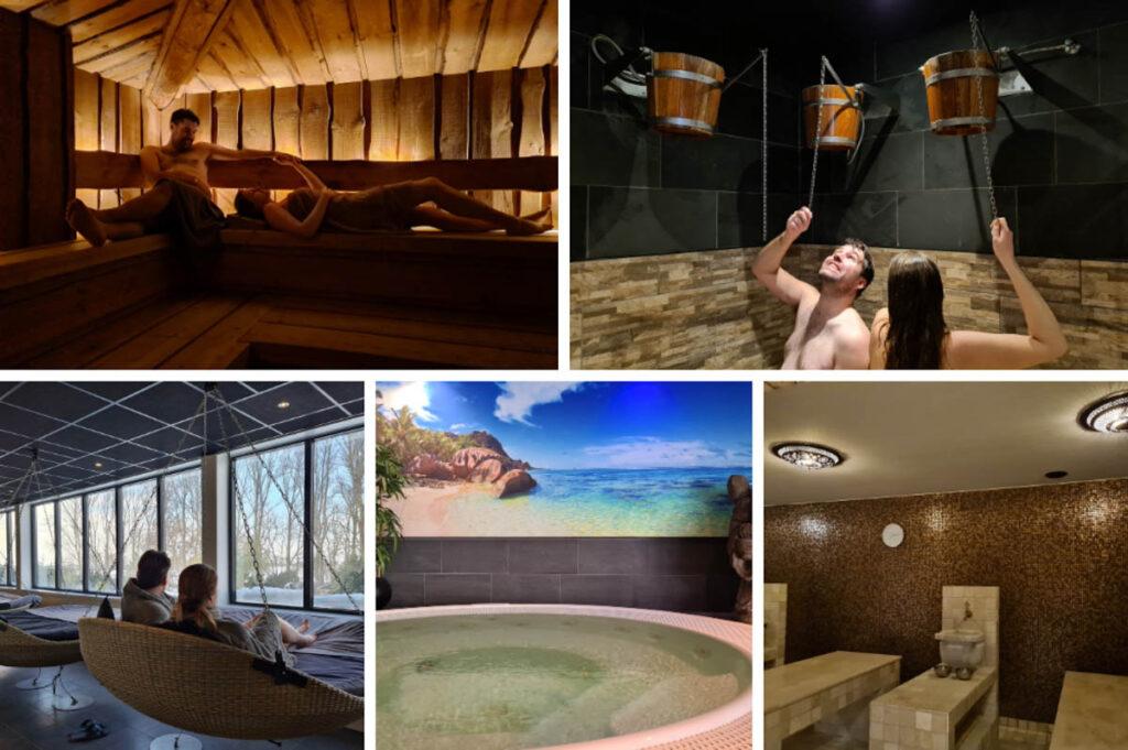 Dagje sauna Thermen Binnenmaas review en ervaringen