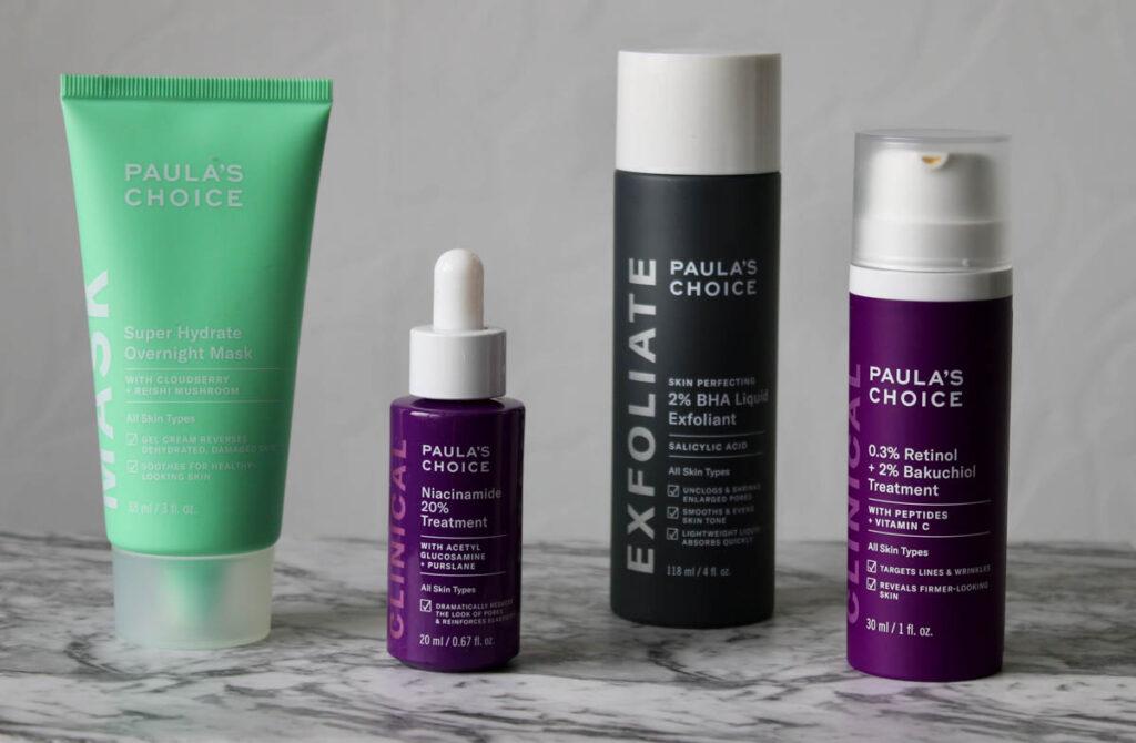 WaaromPaula's Choice beauty producten