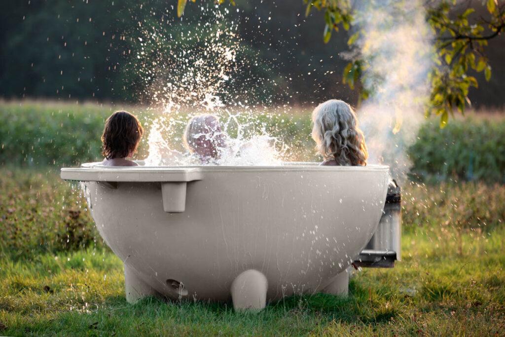 Weltevree baden, de Dutchtub
