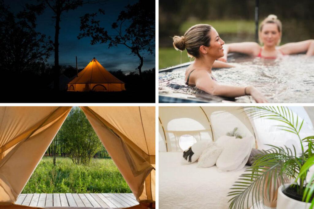 Airbnb met hottub Achterhoek