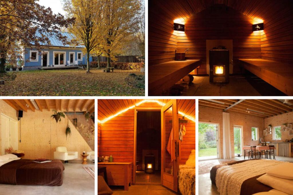 Airbnb met sauna in Lelystad - Flevoland