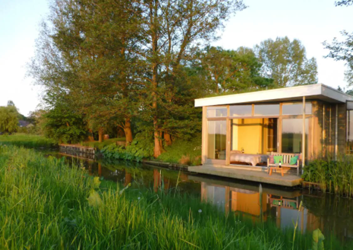 Airbnb met sauna in Nederland