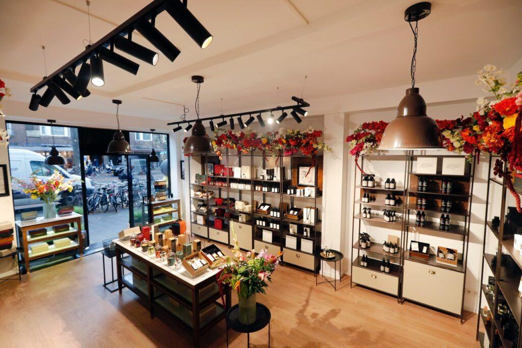 Beauty winkels in Amsterdam