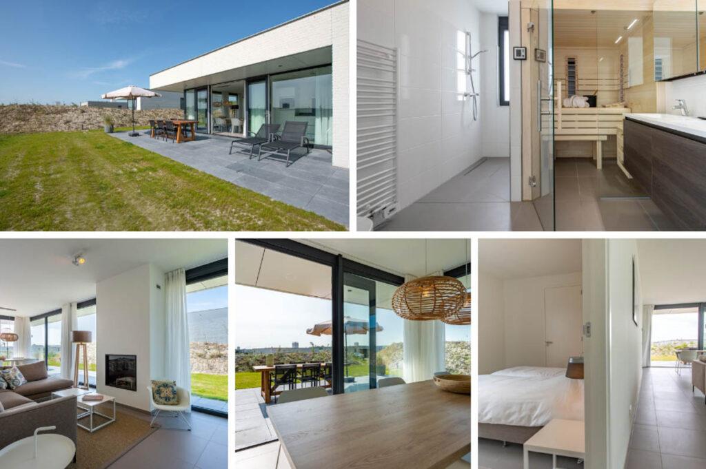Z'and Villa's in Zeeland, luxe vakantiehuizen