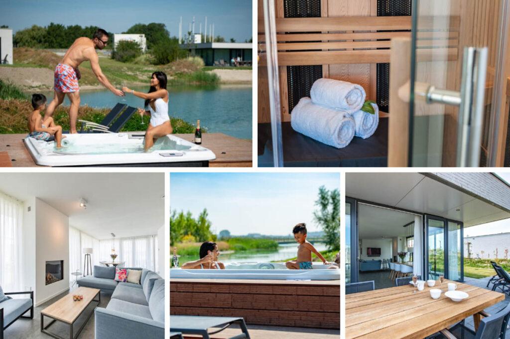 Z'and Villa's in Zeeland