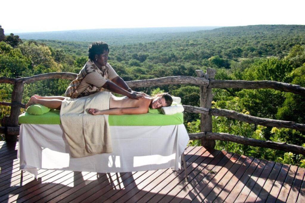 Mooiste massage locaties ter wereld