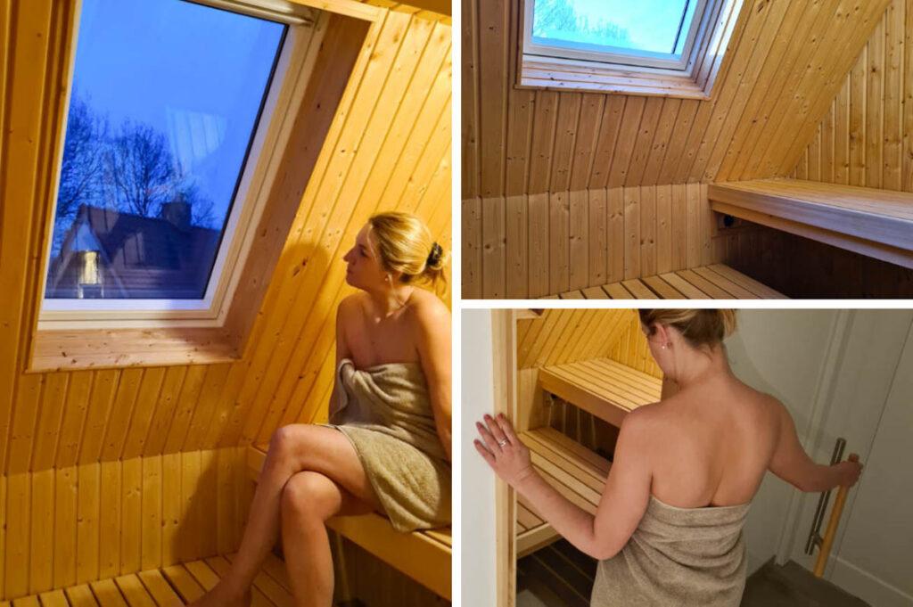 Huisje met privé sauna in Overijssel