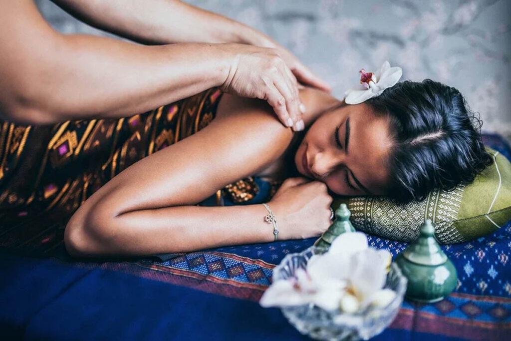Thaise massages in Nederland