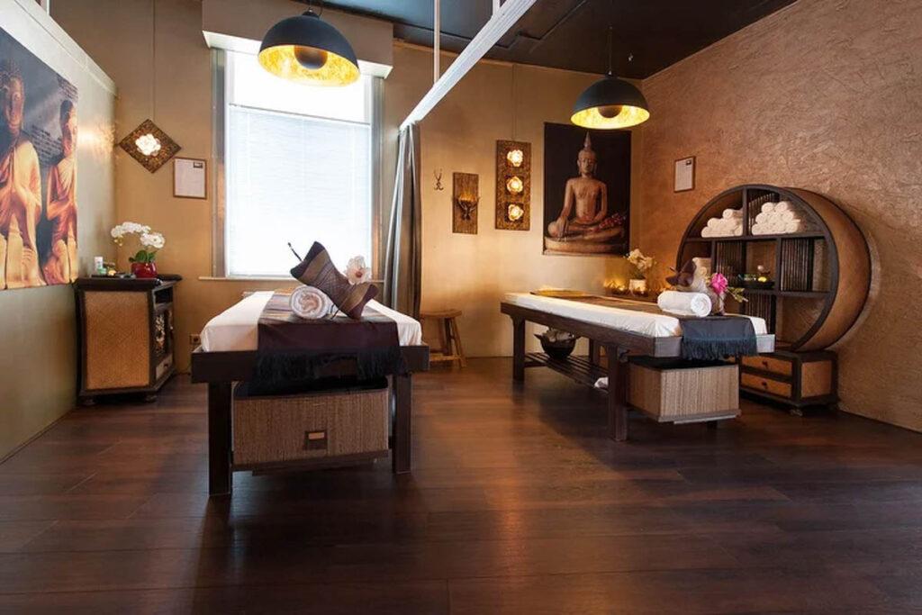 Thaise massage in Nederland