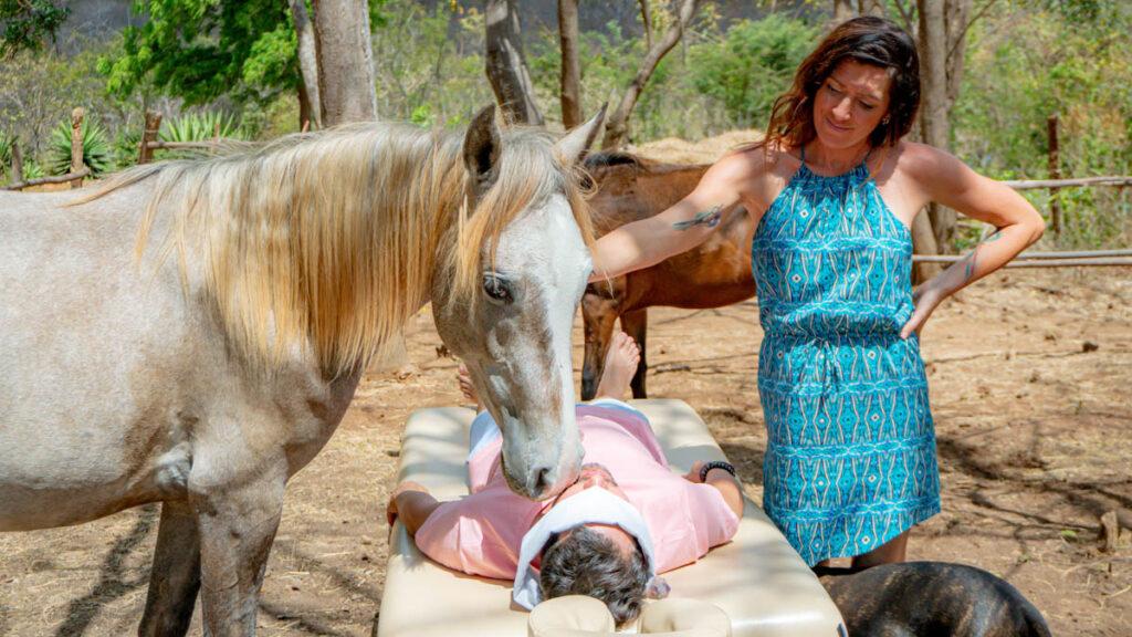 Wellness reis, paardrijden en mindfulness met paarden - Nicaragua