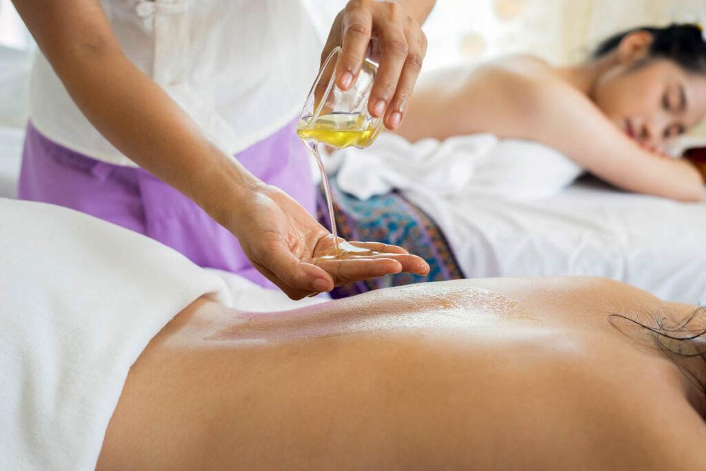 Thaise massagesalon in Rotterdam