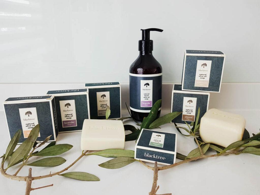 Blacktree Naturals olijfolie zeep kopen