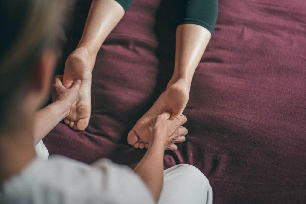 Japanse Wellness - Shiatsu Massage