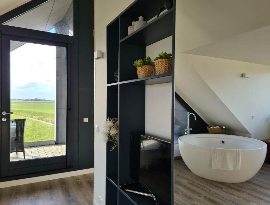 Luxe wellness suite in Friesland, Pollepleats