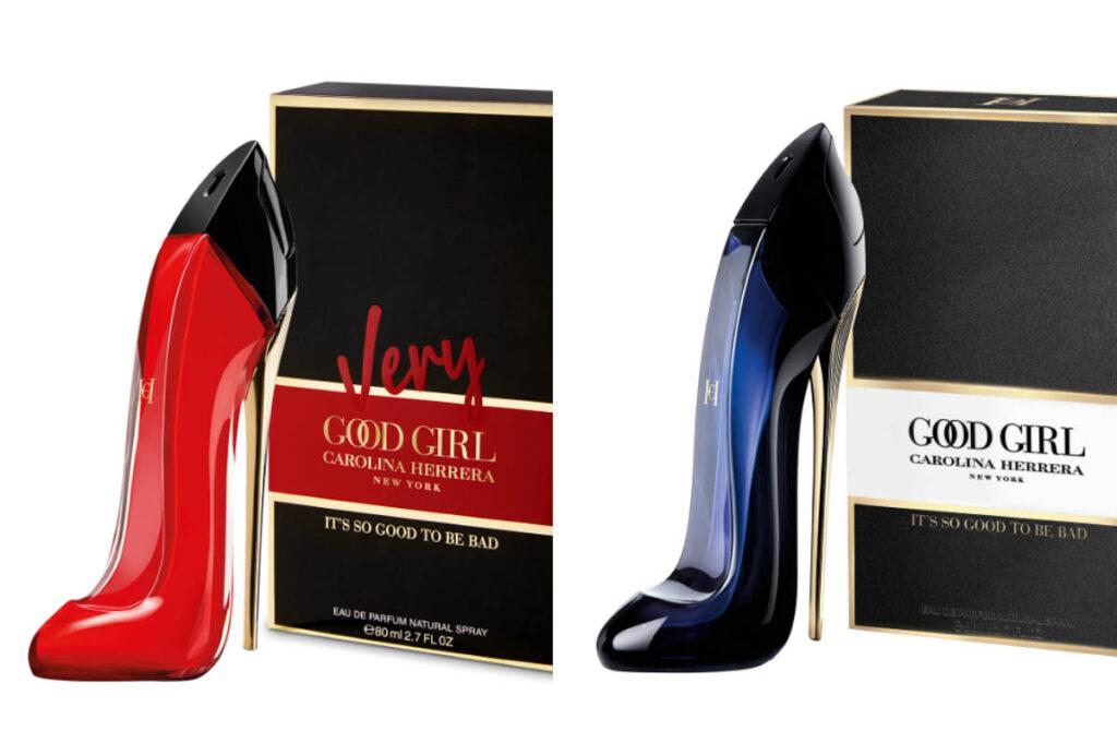 Mooie bijzondere parfumflessen