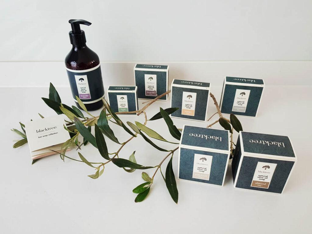 Natuurlijke zeep kopen