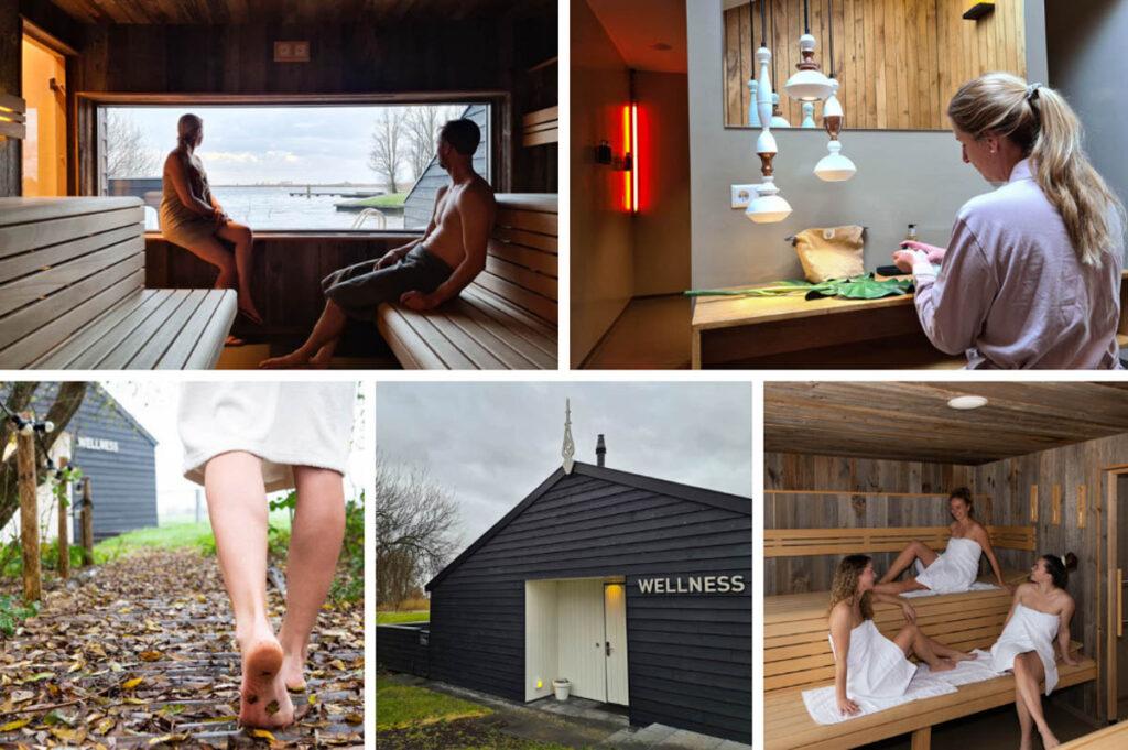 Pollepleats wellness Friesland