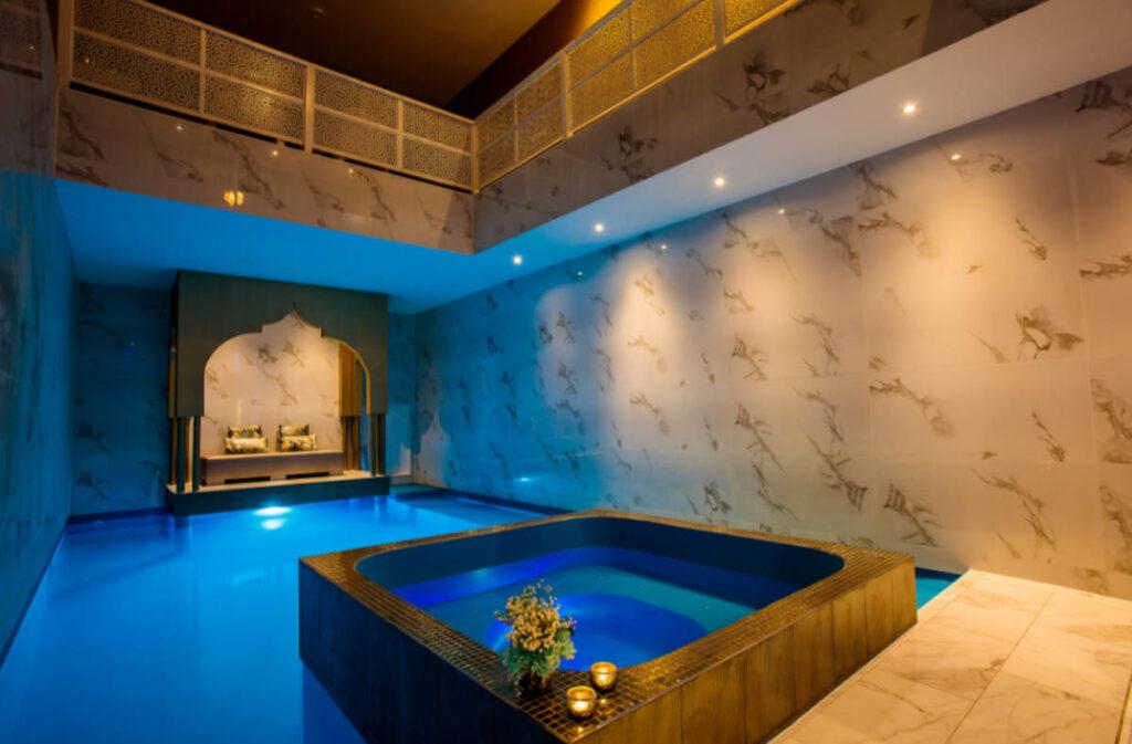 Privé sauna met binnenzwembad - Amstelveen