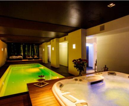 Tips voor privé Sauna met zwembad binnen