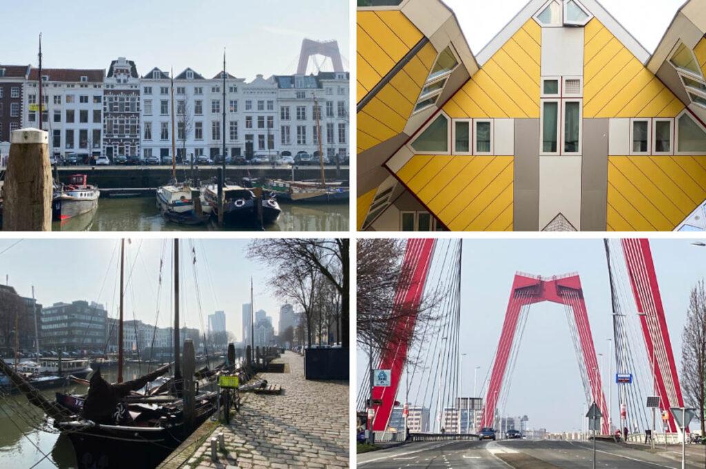 Omgeving The Slaak Rotterdam