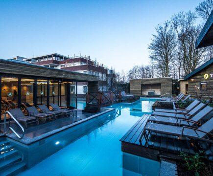 Wellness hotel in Zeeland