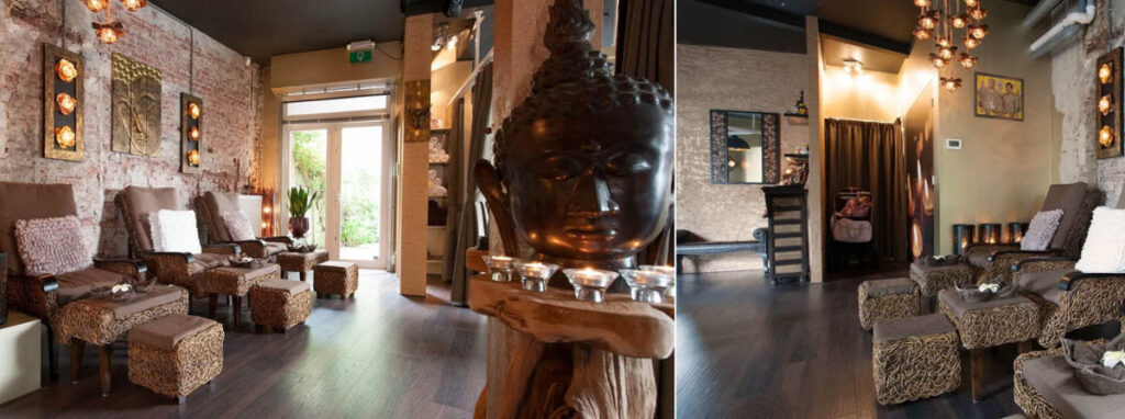 Thaise massage in Den Haag - Saijai Wellness