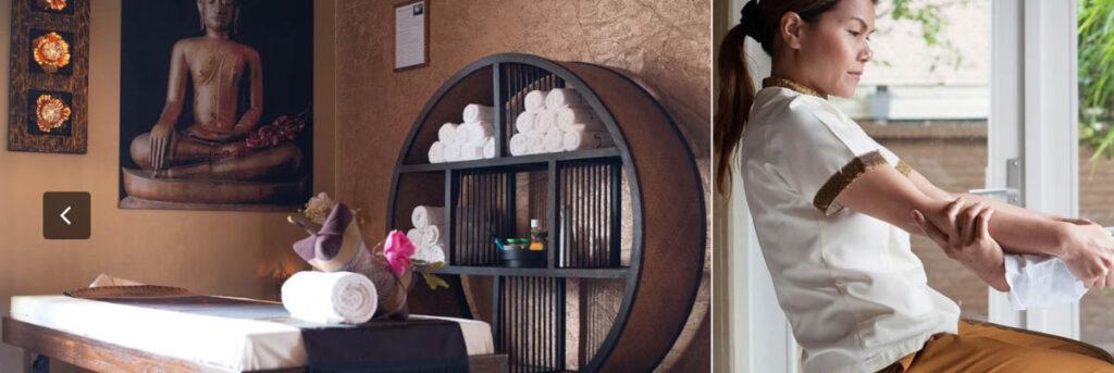 Thaise massage in Nederland - Saijai Wellness Den Haag