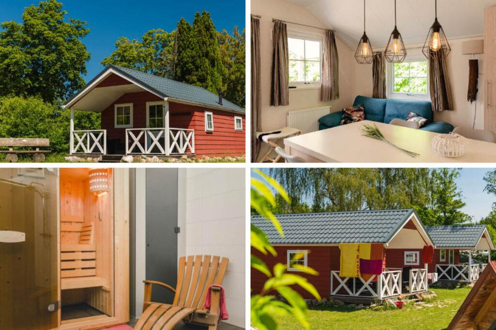 Scandinavische Lodge in Overijssel