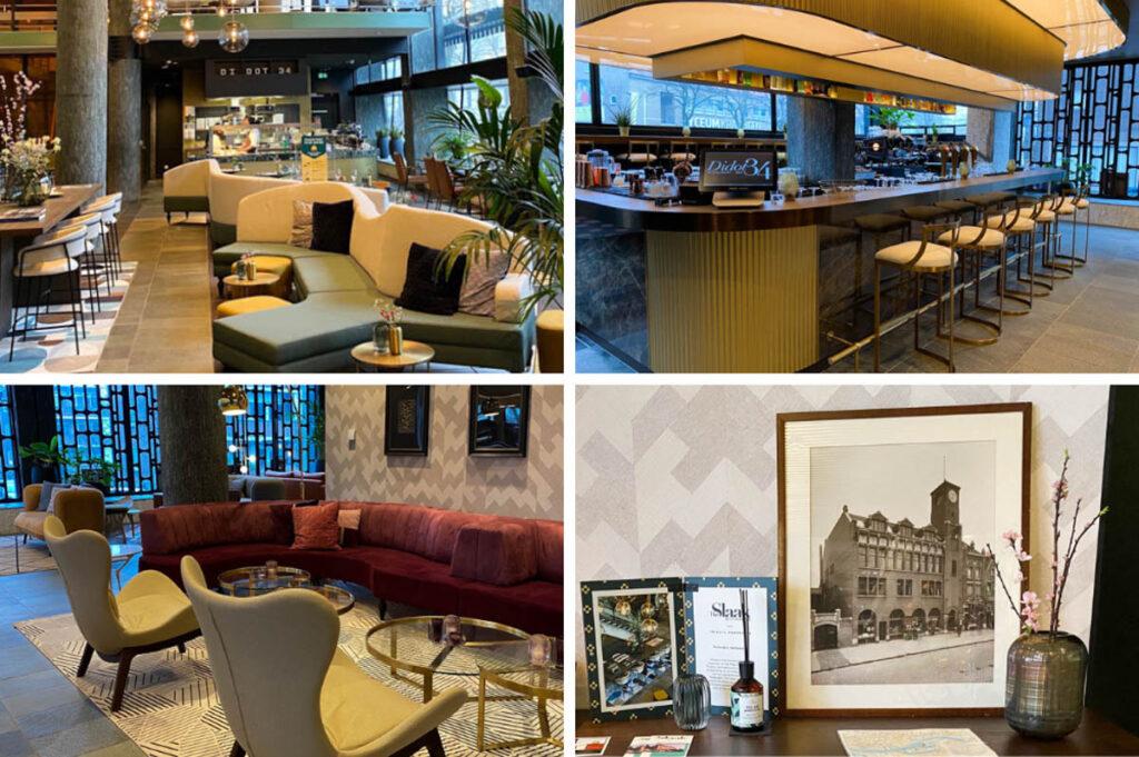 Werken in hotel The Slaak Rotterdam