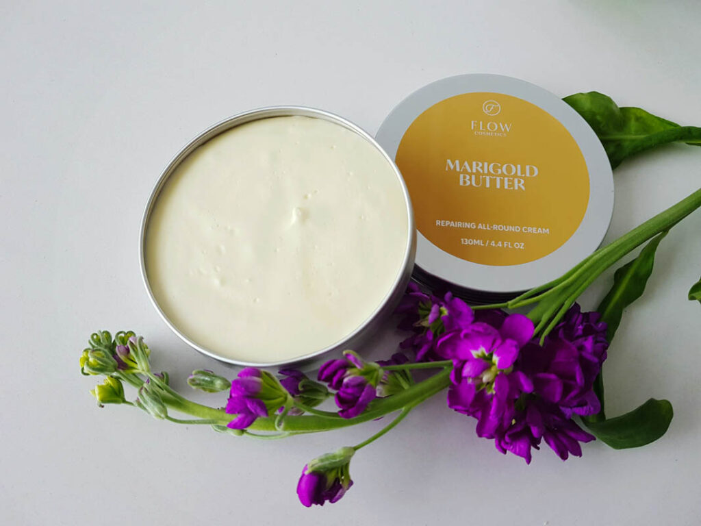 Body Butter Marigold Flow