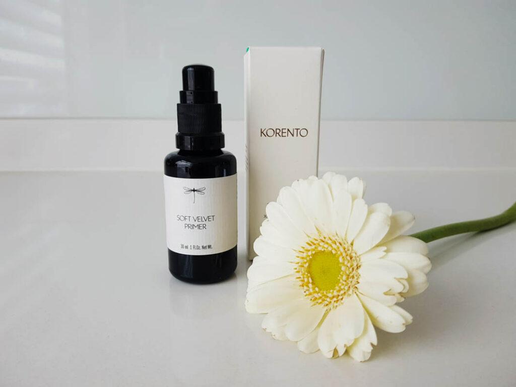 Korento Cosmetics - Soft Velvet Primer