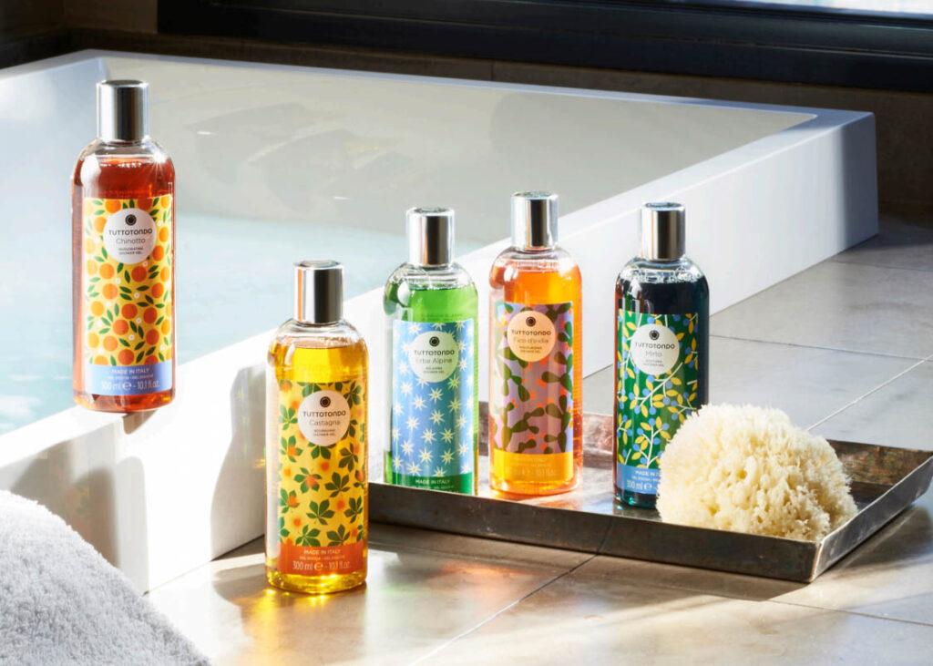 Italiaanse lifestyle producten met wellness touch