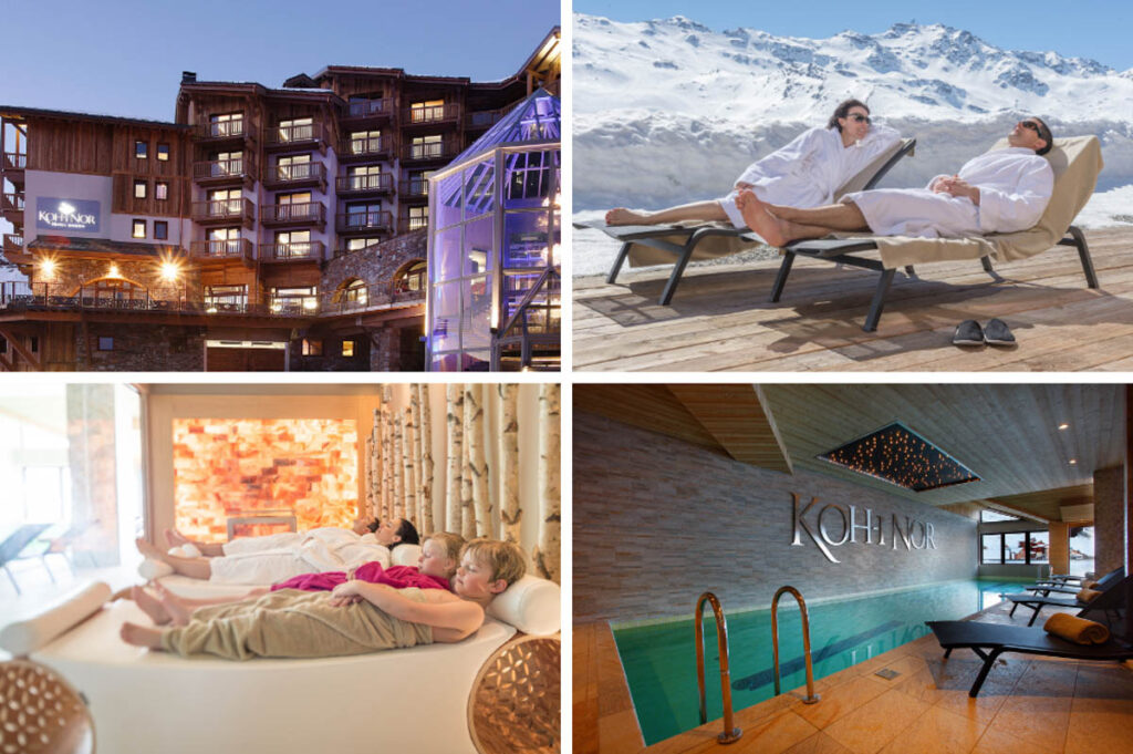 Hotel Le Koh-I Nor - Val Thorens