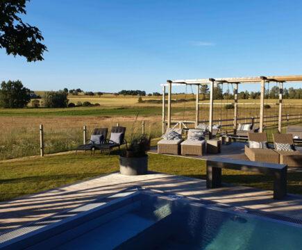 Luxe wellness hotel in Zuid-Zweden, Spa Hotel Mossbylund