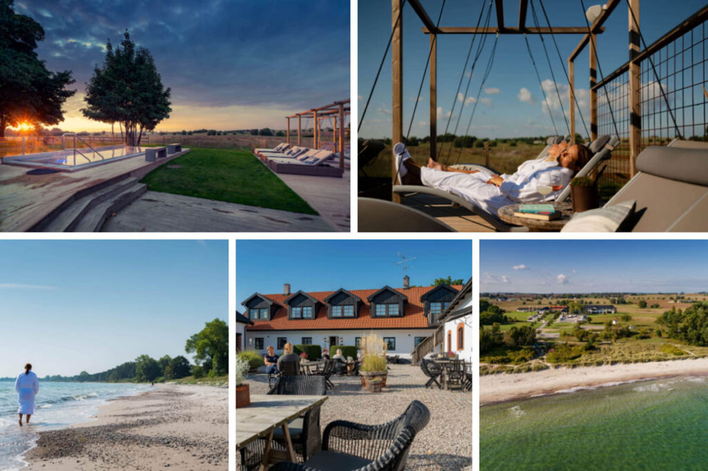 Luxe wellness hotel in Zuid-Zweden