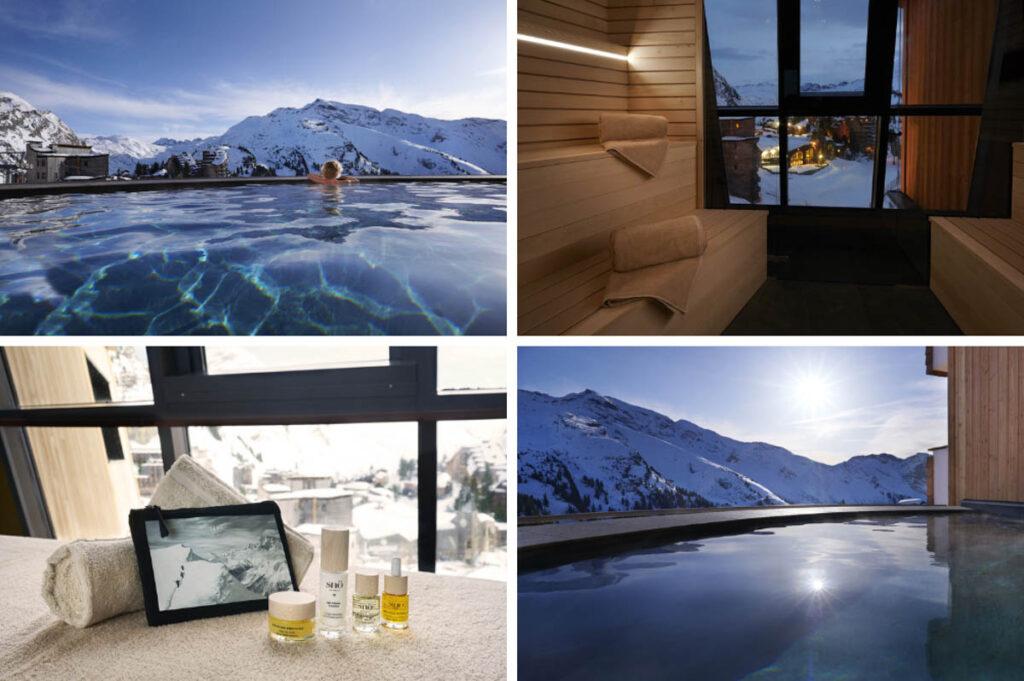 Wellness Hotels Savoie Mont Blanc