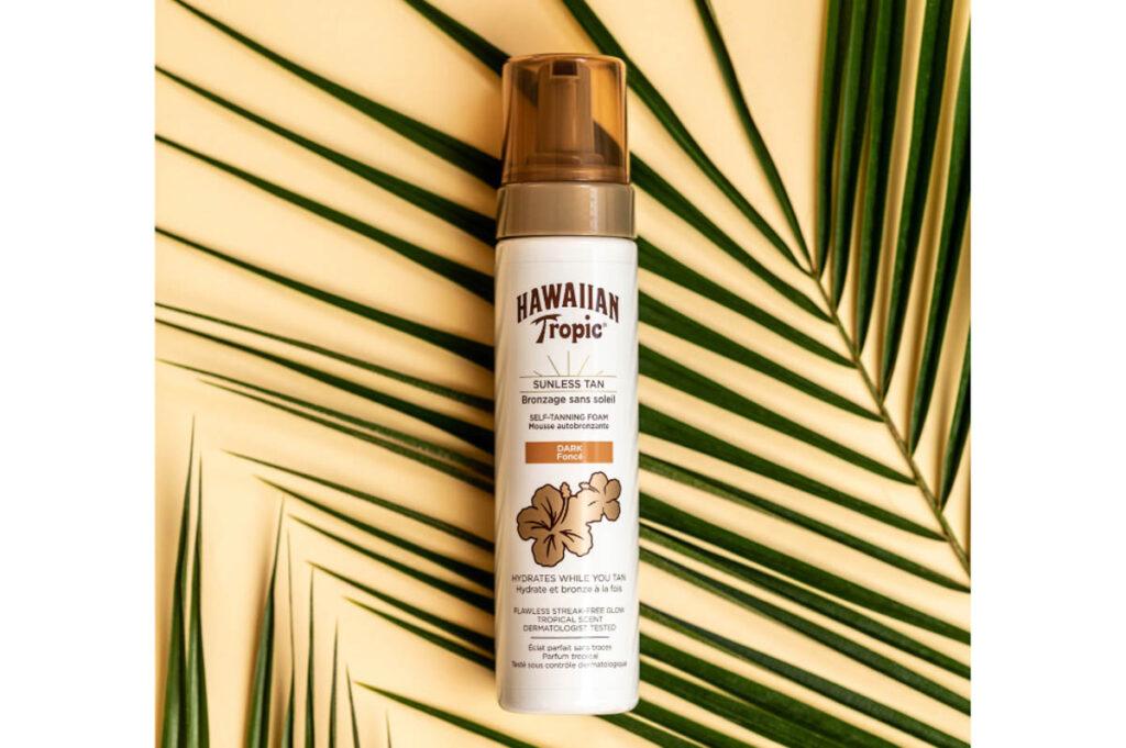 Hawaiian Tropic zelfbruinende mousse