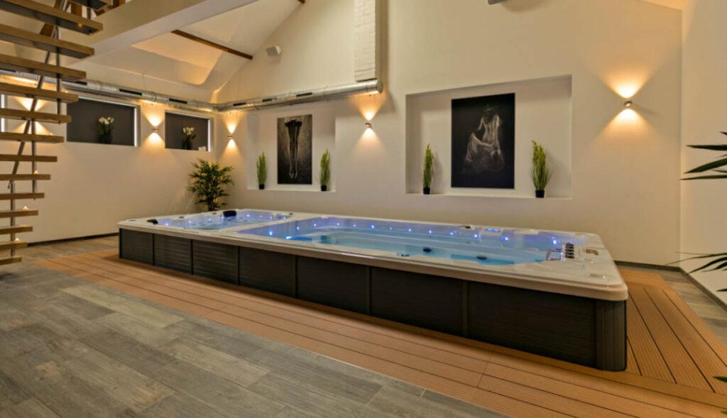 Privé sauna voor meerdere personen