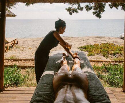 Naturisme vakantie in Frankrijk met wellness