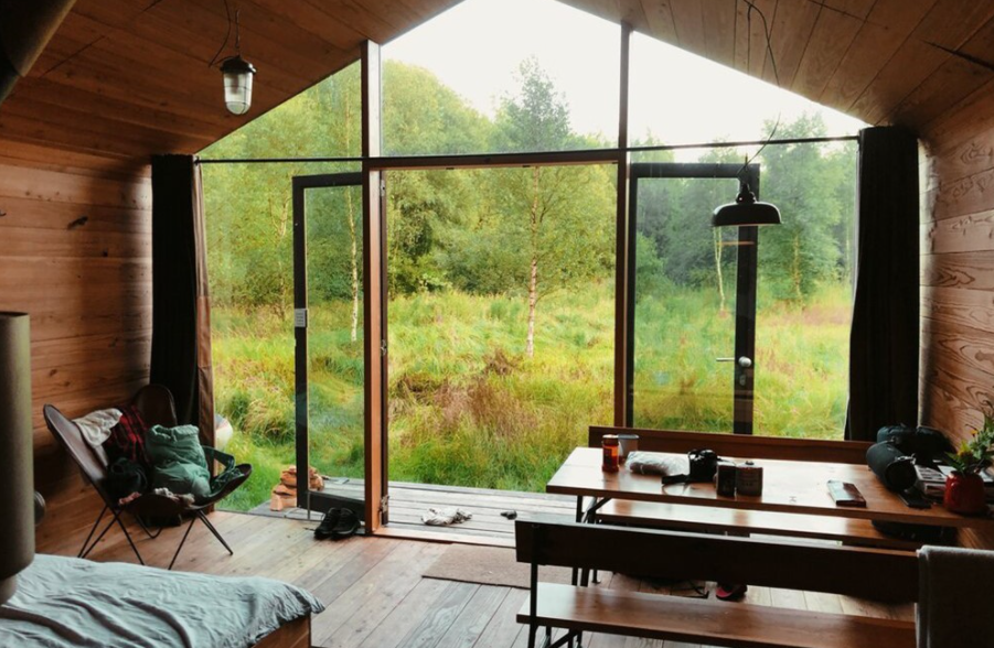 Cabiner, unieke cabins door heel Nederland