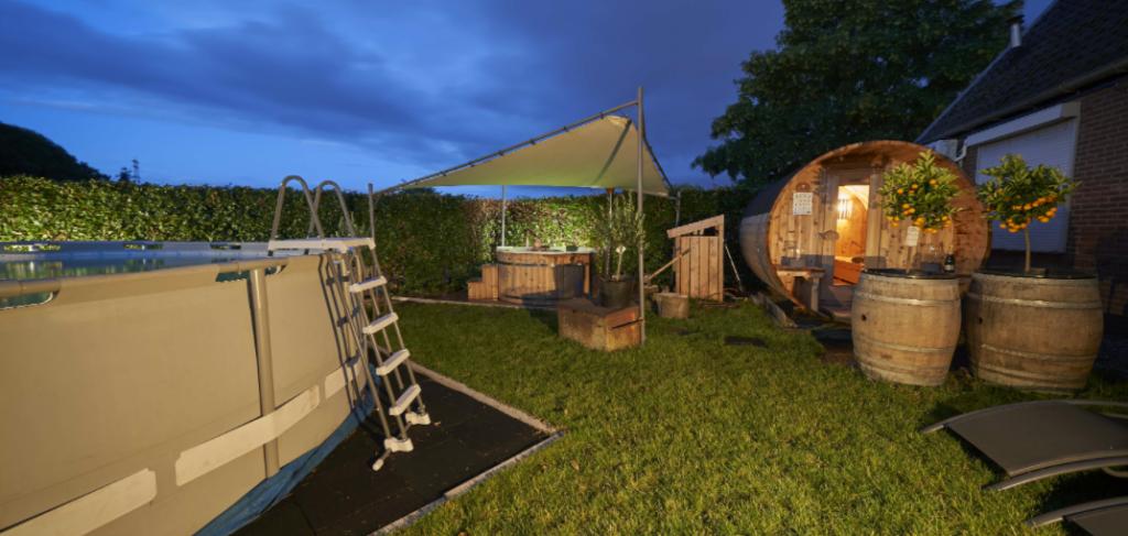 Beste privé sauna's in Gelderland