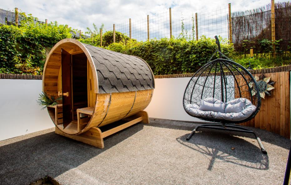 Privé sauna Gelderland
