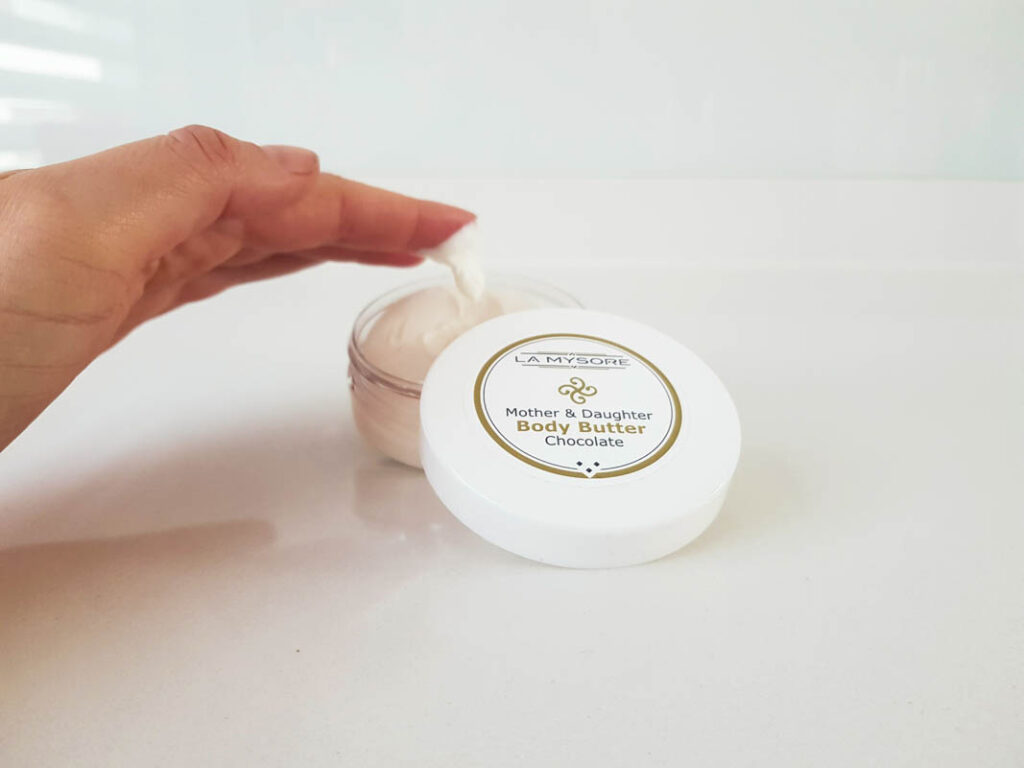 Mother & Daughter Chocolate Body Butter & Bath & Shower