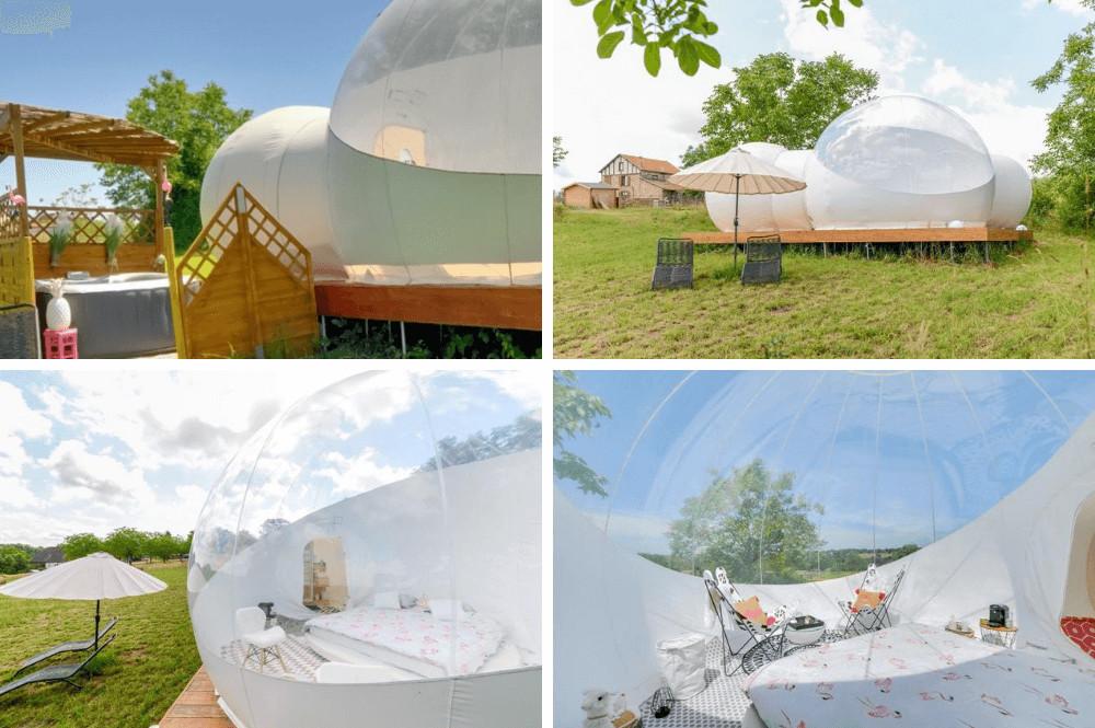 Bubbel in Dordogne - Lanouaille