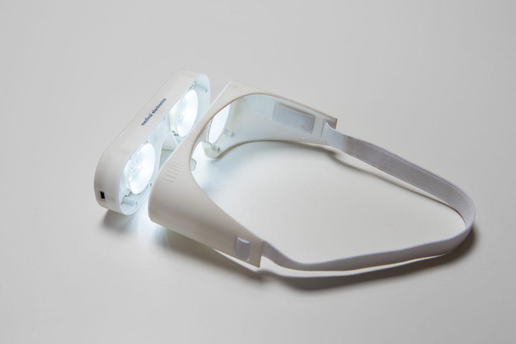 FIT lichttherapiebril