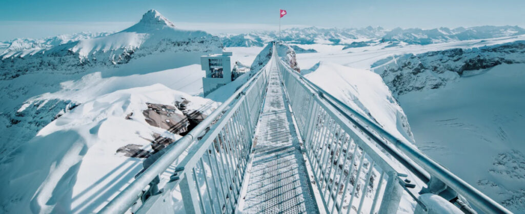 Doen in Gstaad Zwitserland