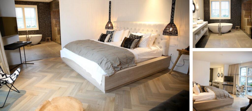 Hotel met sauna op kamer in Gelderland