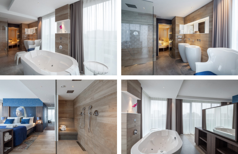 Hotel kamer met sauna in Noord - Holland